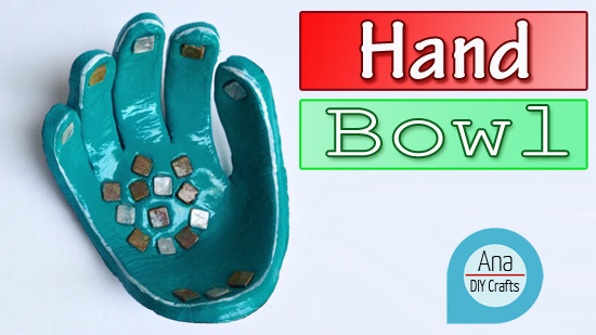 Your Hand shaped Bowl