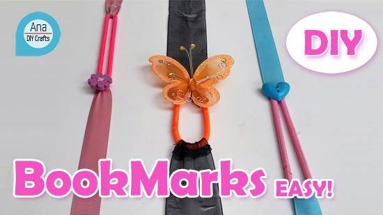 How to make Bookmarks EASY