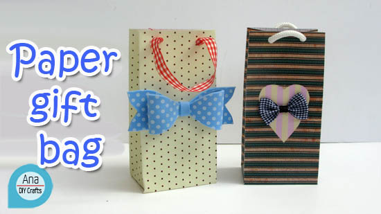Paper gifts bag