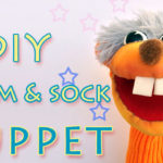 Foam & Sock Puppet