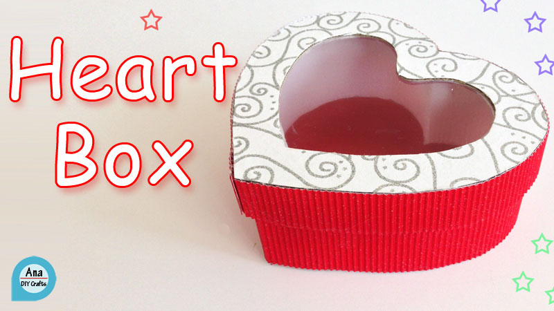 Heart Box - Valentine's day gifts