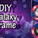 DIY Galaxy Frame