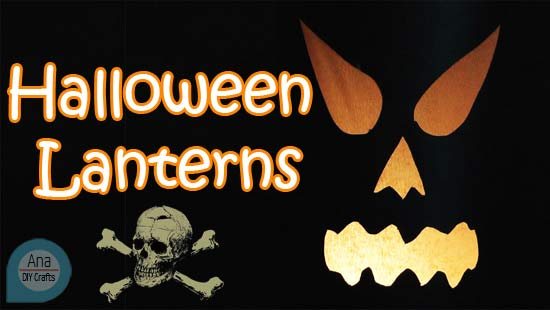 Halloween Decorations - Lanterns