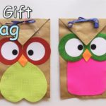 Owl Paper Gift Bags