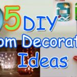 5 DIY Room decorating Ideas
