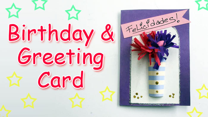 Birthday & Greeting Card